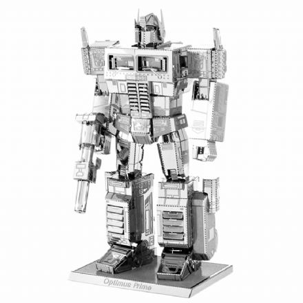 Transformers Metal Earth Optimus Prime Model Kit